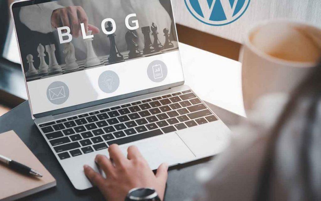 Redaktionelle Nutzung von WordPress