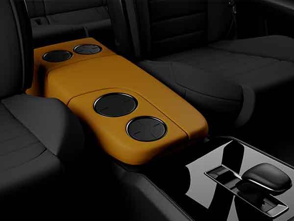 Fahrzeug Interior
