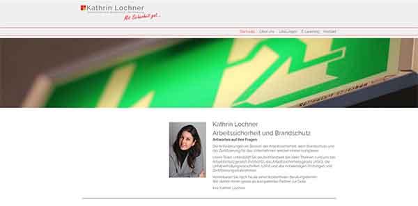 Arbeitssicherheit Lochner