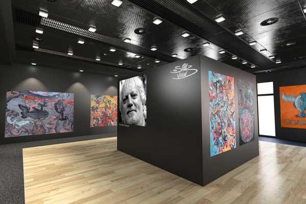 Kunstausstellungen und Museen