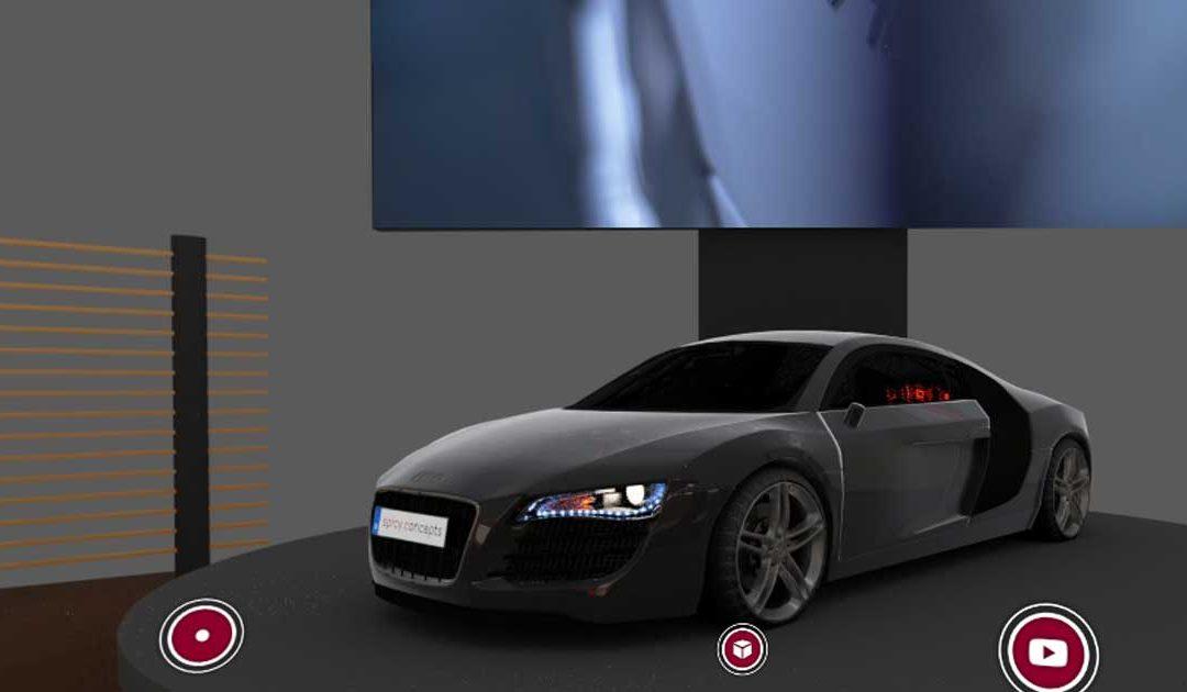 virtuelle Showrooms