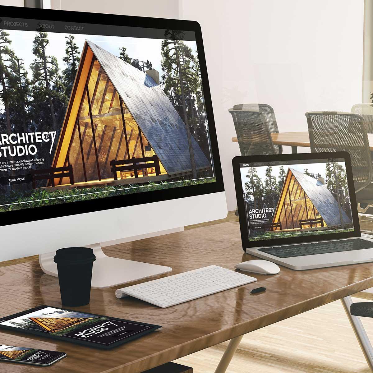 Webinar Webdesign