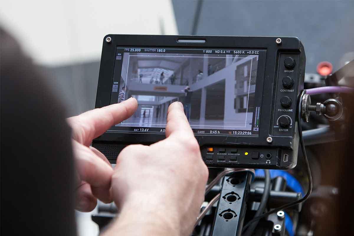 Filmproduktion Fachbegriffe