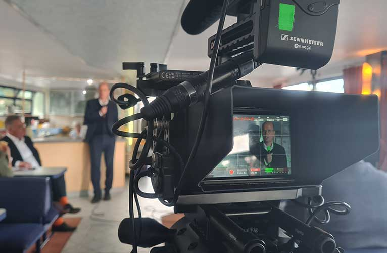 Wahlkampf Filmproduktion